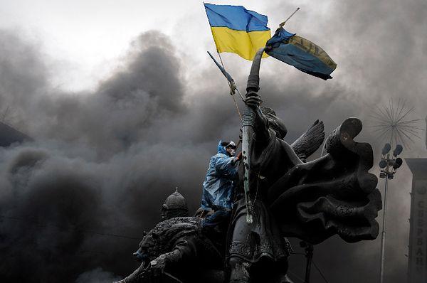 W Kijowie obchody Dnia Bohaterów Niebiańskiej Sotni