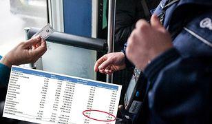 Dług za brak biletów to zazwyczaj tylko część problemów dłużników