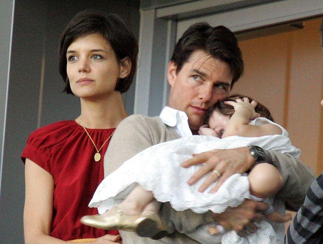 Małżeństwo Katie Holmes i Toma Cruise'a zakończyło się w 2012 r.