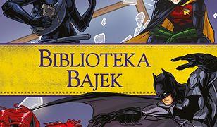 Batman. Biblioteka Bajek