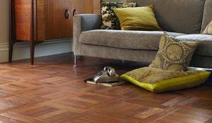 Podłogi winylowe - nie tylko linoleum...