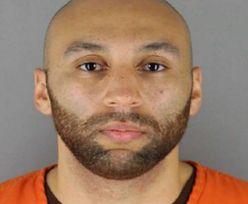 USA. Brał udział w aresztowaniu George'a Floyda, teraz wychodzi z więzienia