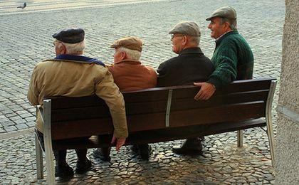 Zdecydowana większość polskich seniorów nie pracuje