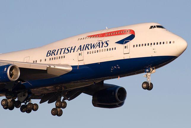 Linie lotnicze British Airways