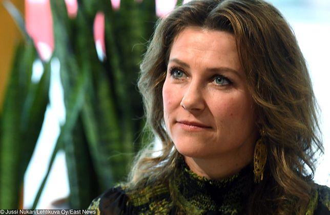 Księżniczka Norwegii Marta Ludwika jest w związku z szamanem