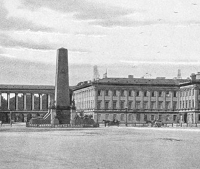 Koszt odbudowy Pałacu Saskiego w Warszawie szacowany jest na 700 mln zł
