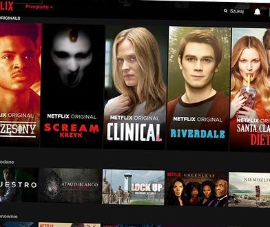 Netflix: okres próbny przestaje być w Polsce dostępny