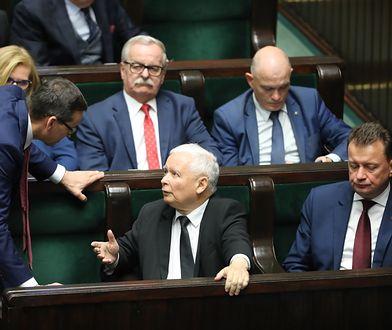 """""""PiS wyszło z wielkiego dołka"""". Ale gość WP nie wróży różowej przyszłości"""