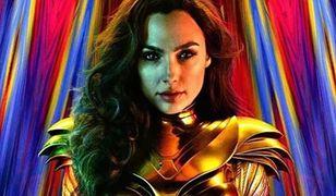 Gal Gadot jako Wonder Woman w wydaniu retro