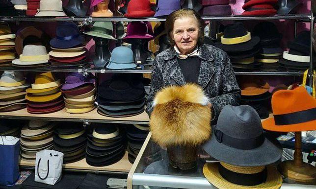 Zdjęcie pani Marii Lipki pochodzi z konta jej wnuczki Joanny Lis.