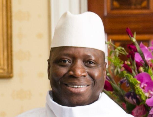 Prezydent Gambii zniknął, a z nim 11 mln dolarów