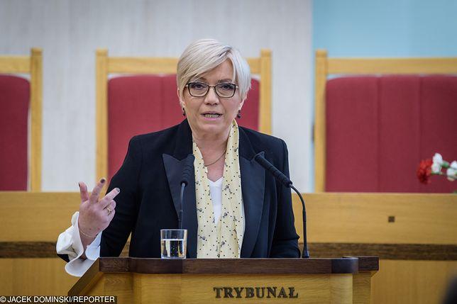 Nowe oświadczenie majątkowe prezes Trybunału Konstytucyjnego