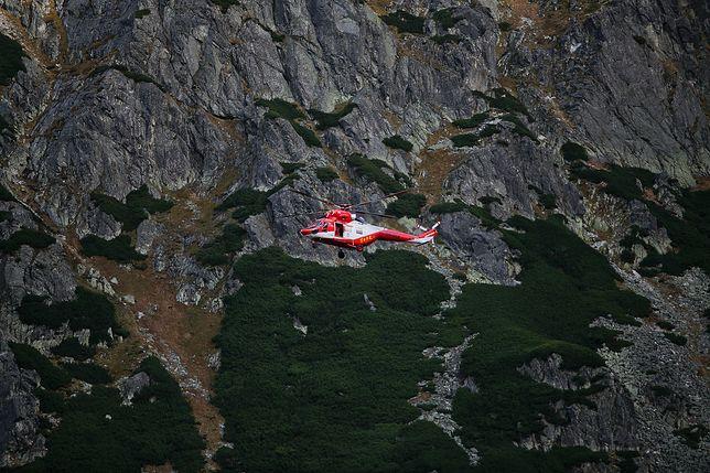 Wszyscy dołożyli roboty TOPR-owi, który i tak ugina się pod ogromem letnich wypadków w Tatrach