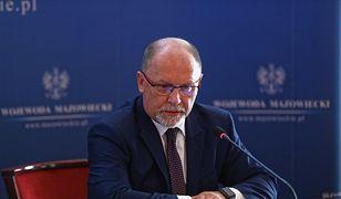 Wojewoda mazowiecki Zdzisław Sipiera może zostać nowym szefem MEN