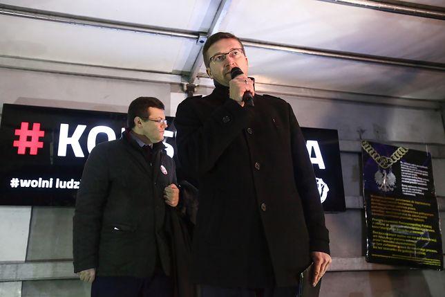 Sędzia Paweł Juszczyszyn chciał, by Kancelaria Sejmu ujawniła listy poparcia do nowej KRS