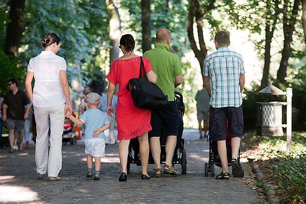 Rząd chce ulżyć dużym rodzinom