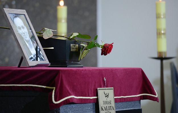 Tomasz Kalita został pochowany na warszawskich Powązkach Wojskowych