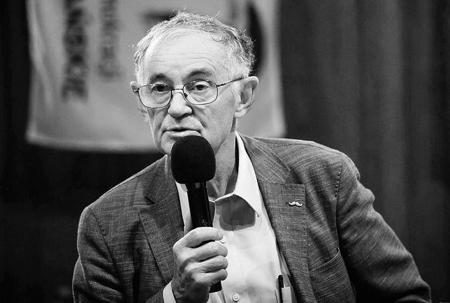 Prof. Osiatyński: moja przeszłość mnie ukształtowała