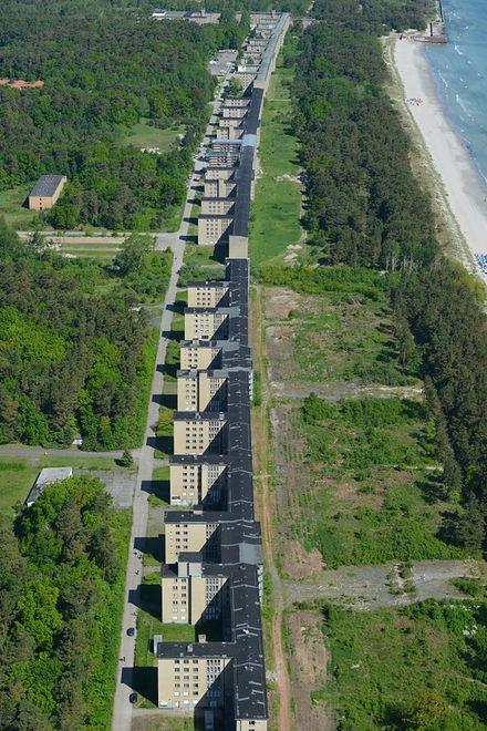 Hitlerowski kurort nad Bałtykiem - Prora, Niemcy