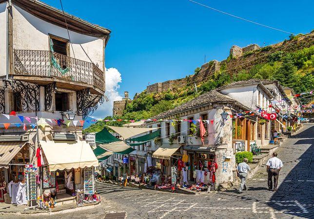 Nieznane atrakcje Europy - Gjirokastra, Albania