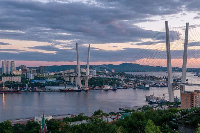 Władywostok to stolica Kraju Nadmorskiego w Rosji