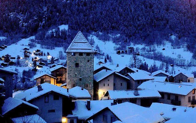 Val d'Anniviers (Szwajcaria)