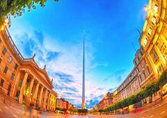 Dublin - zachwycająca stolica Irlandii