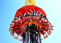 Energylandia - największy w Polsce park rozrywki