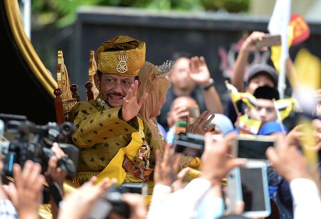 Śmierć za homoseksualizm. Ekscesy Sułtana Brunei
