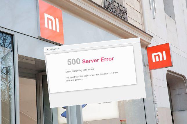 Najpierw problemy ze sklepem stacjonarnym, teraz internetowym. Xiaomi nie ma szczęścia do promocji