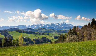 Szwajcaria - europejski kraj prosto z bajki