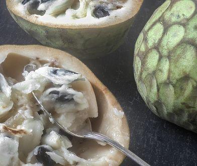 Czerymoja - najsmaczniejszy owoc na świecie