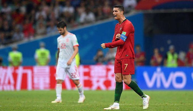 Mundial 2018 Cristiano Ronaldo Rzucił Wyzwanie Leo Messiemu Wp