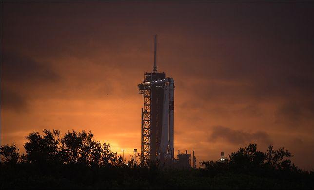 NASA i SpaceX mają zgodę na start Falcona 9