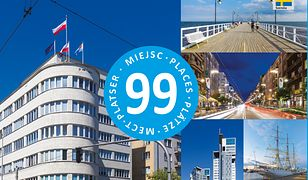 Gdynia - 99 miejsc