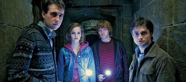 """Kadr z filmu """"Harry Potter i Insygnia Śmierci: Część 2"""""""