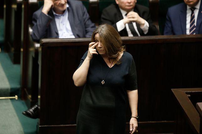 Kontrowersyjna posłanka PiS, była dziennikarka. Kim jest Joanna Lichocka?