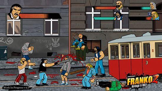 Poglądowa grafika współczesnej wersji gry.