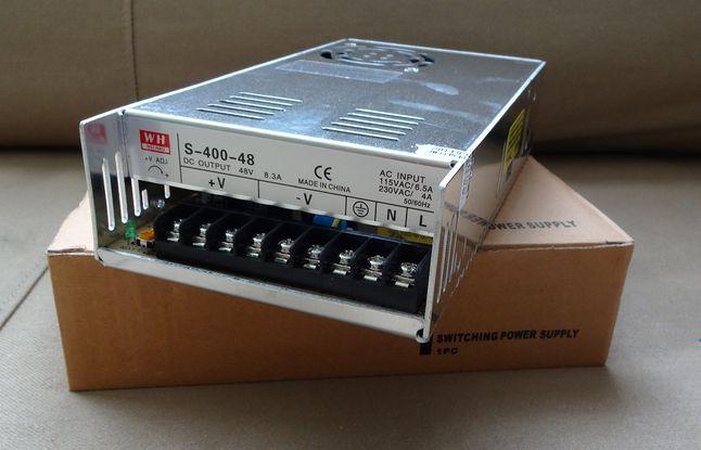 Zasilacz przemysłowy S-400-48
