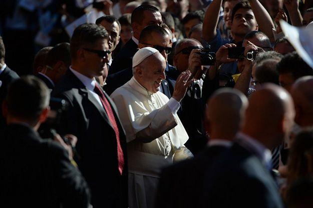 Wiceszef BOR o ŚDM: spontaniczne zachowanie papieża było wyzwaniem