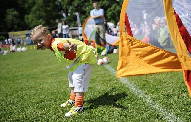 Na Mokotowie powstaje szkółka piłkarska!