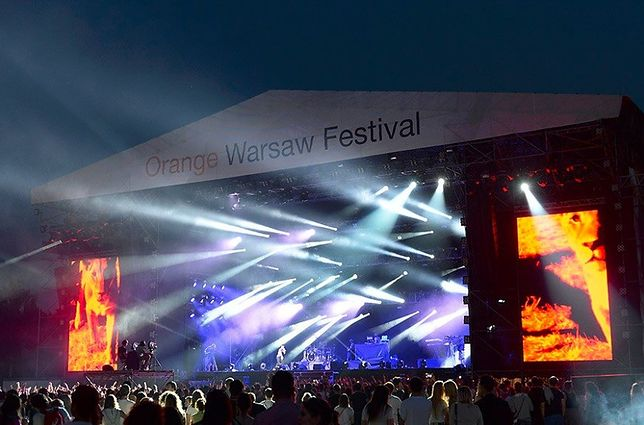 Lana Del Rey, Die Antwoord i Skrillex zagrają na Orange Warsaw Festival
