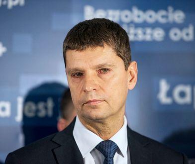 Rozpoczęcie roku było trudne dla Dariusza Piontkowskiego