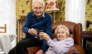 Przeżyli razem ponad 70 lat