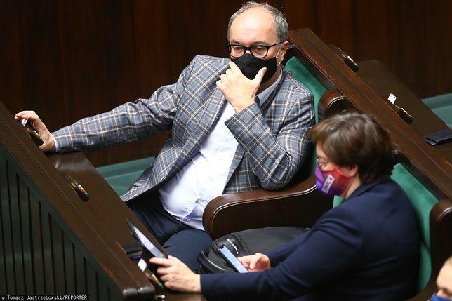 Włodzimierz Czarzasty o możliwej koalicji Lewicy, PO i PSL