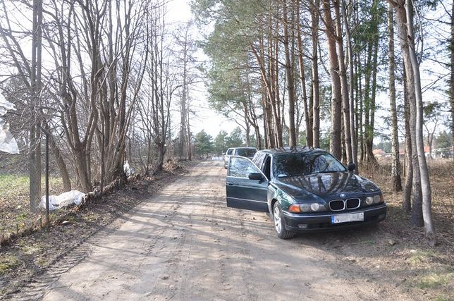 46-latek ukradł samochód, bo nie chciał spóźnić się na przesłuchanie w prokuraturze