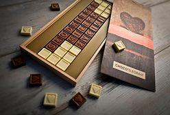 Telegramy z czekolady dla nowożeńców. Zaskocz ich pomysłowością