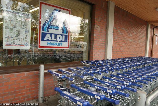 Aldi wykorzystuje zakaz handlu do promocji
