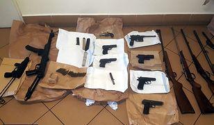 Olsztyńskie CBŚ rozbiło grupę handlarzy bronią
