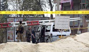 Afganistan: samobójczy zamach bombowy w Kabulu. Co najmniej 6 osób nie żyje
